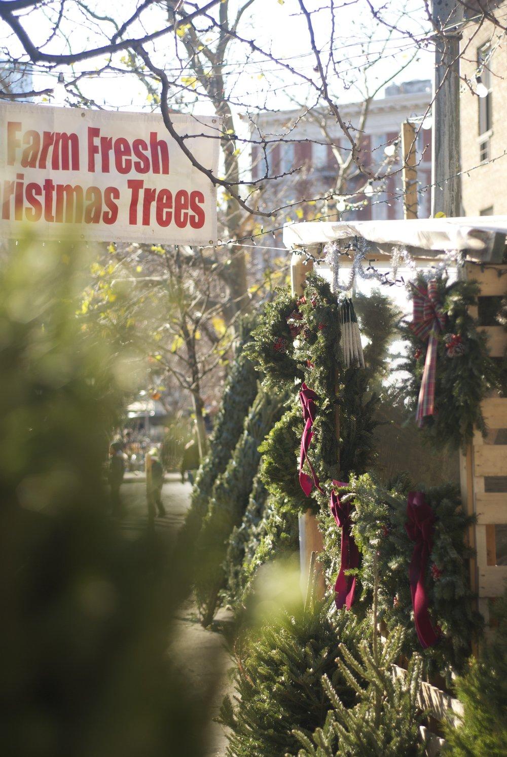 Navidad en el Soho Nueva York