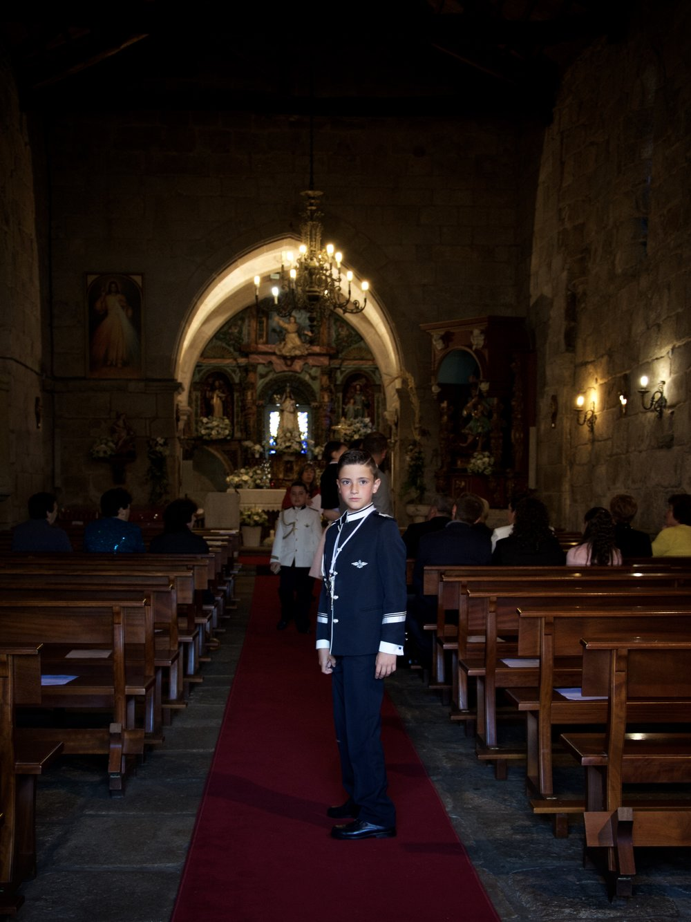 Fotografía Comunión Galicia