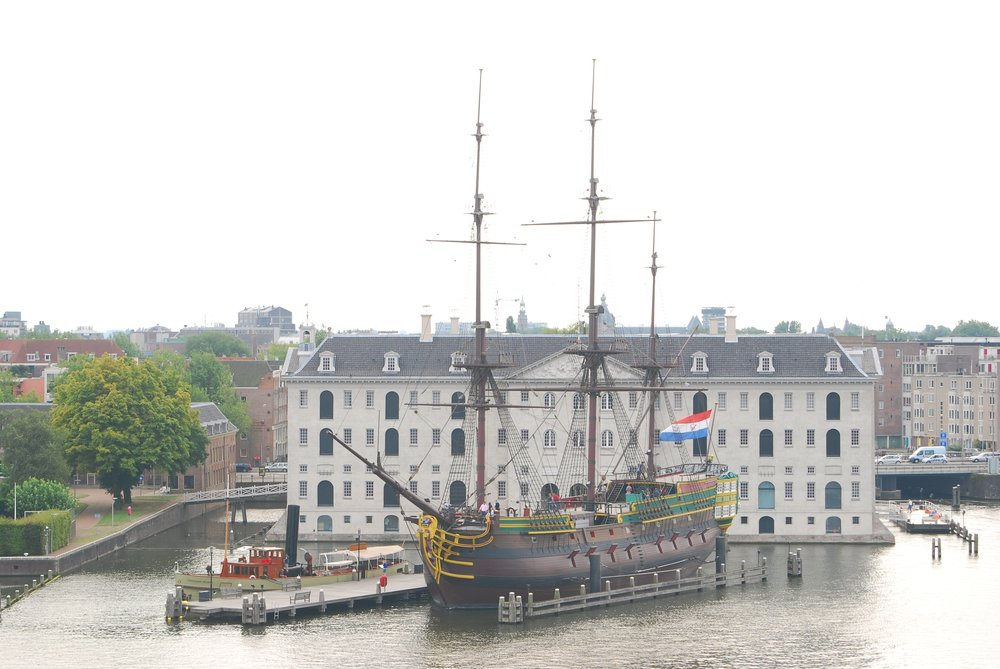 Museo NEMOS Amsterdam