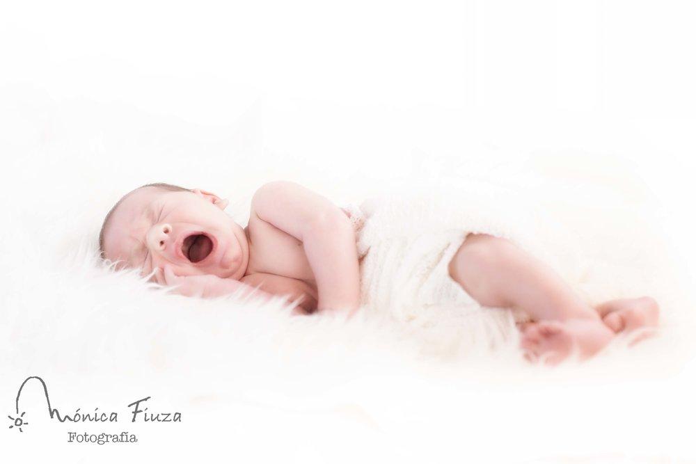 Fotografia recién nacido Galicia