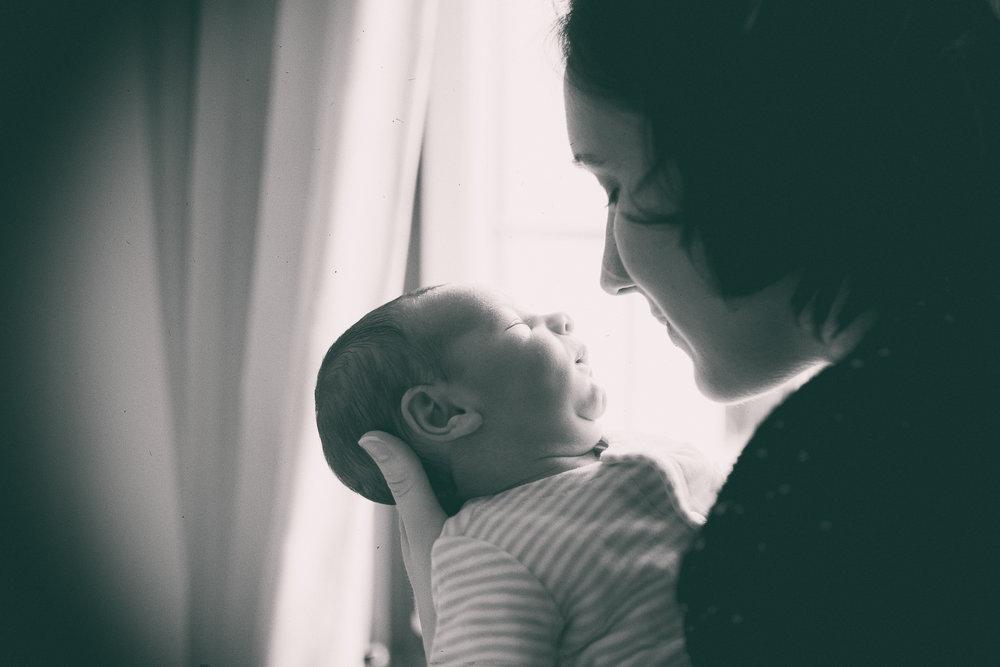 Sesión fotografia recién nacido Galicia