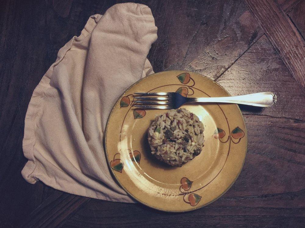 Receta facil ensalada de arroz
