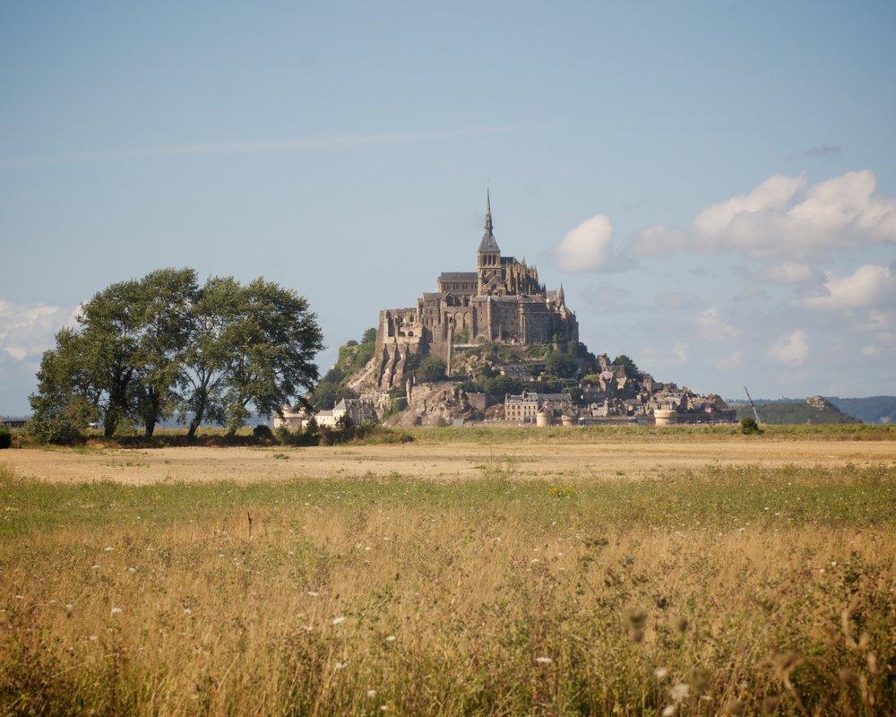 El maravilloso Mont Saint Michel