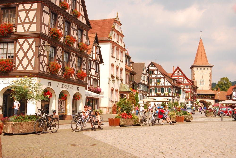 Gengenbach. Un pueblo de cuento