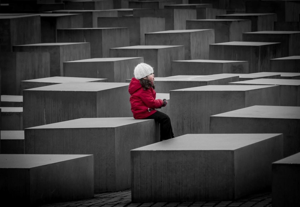 Monumento de los judíos de Europa asesinados