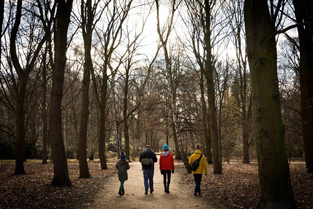 Berlin. Tiergarten