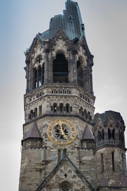 Berlin, Iglesia memorial Kaiser Wilhelm