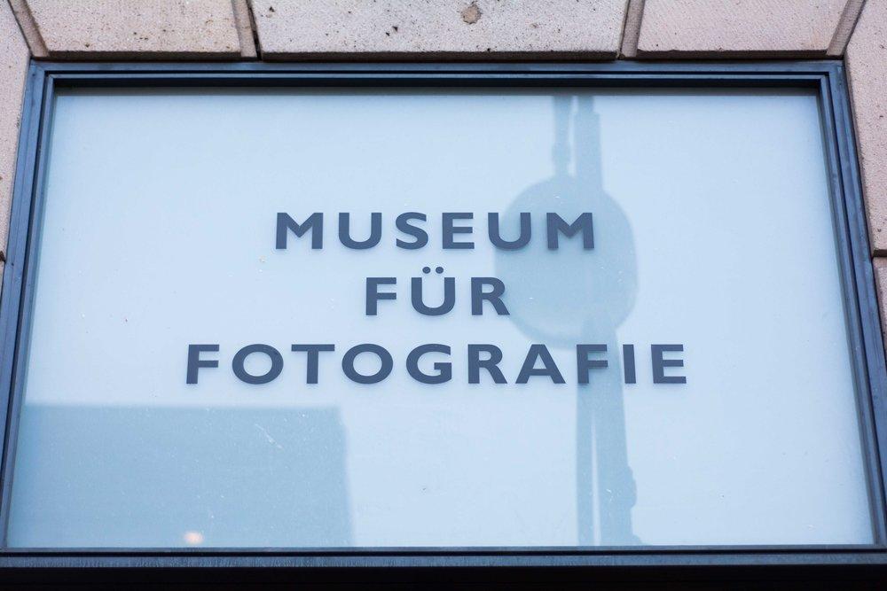 Museo para la fotografia, Berlin