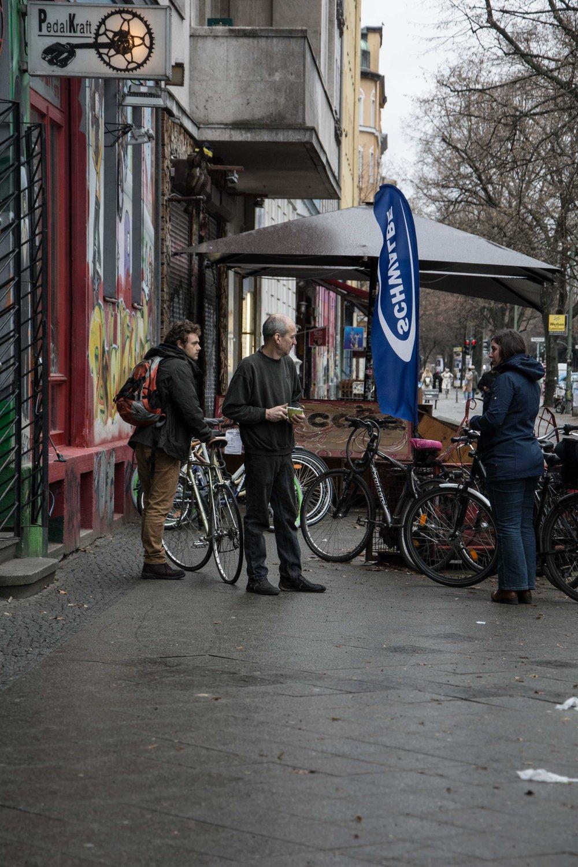 Barrio de Kreuzberg, Berlín