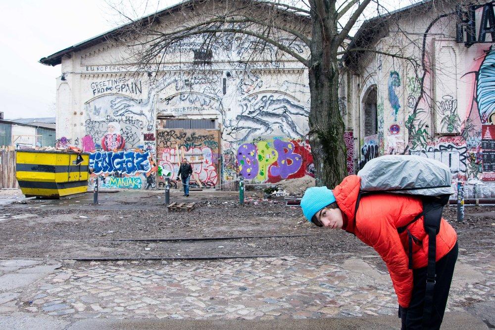 Raw Temple, Berlín