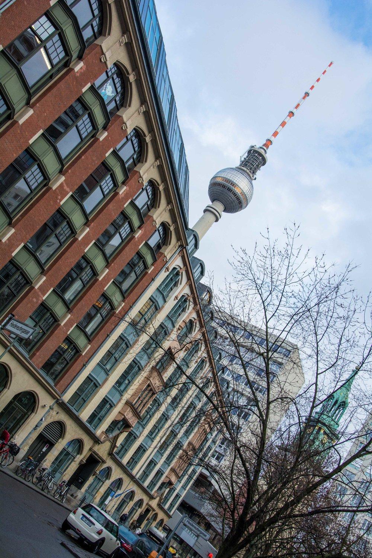 Rosentrasse, Berlín
