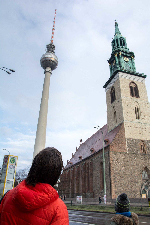 Fernsehturm, Berlín