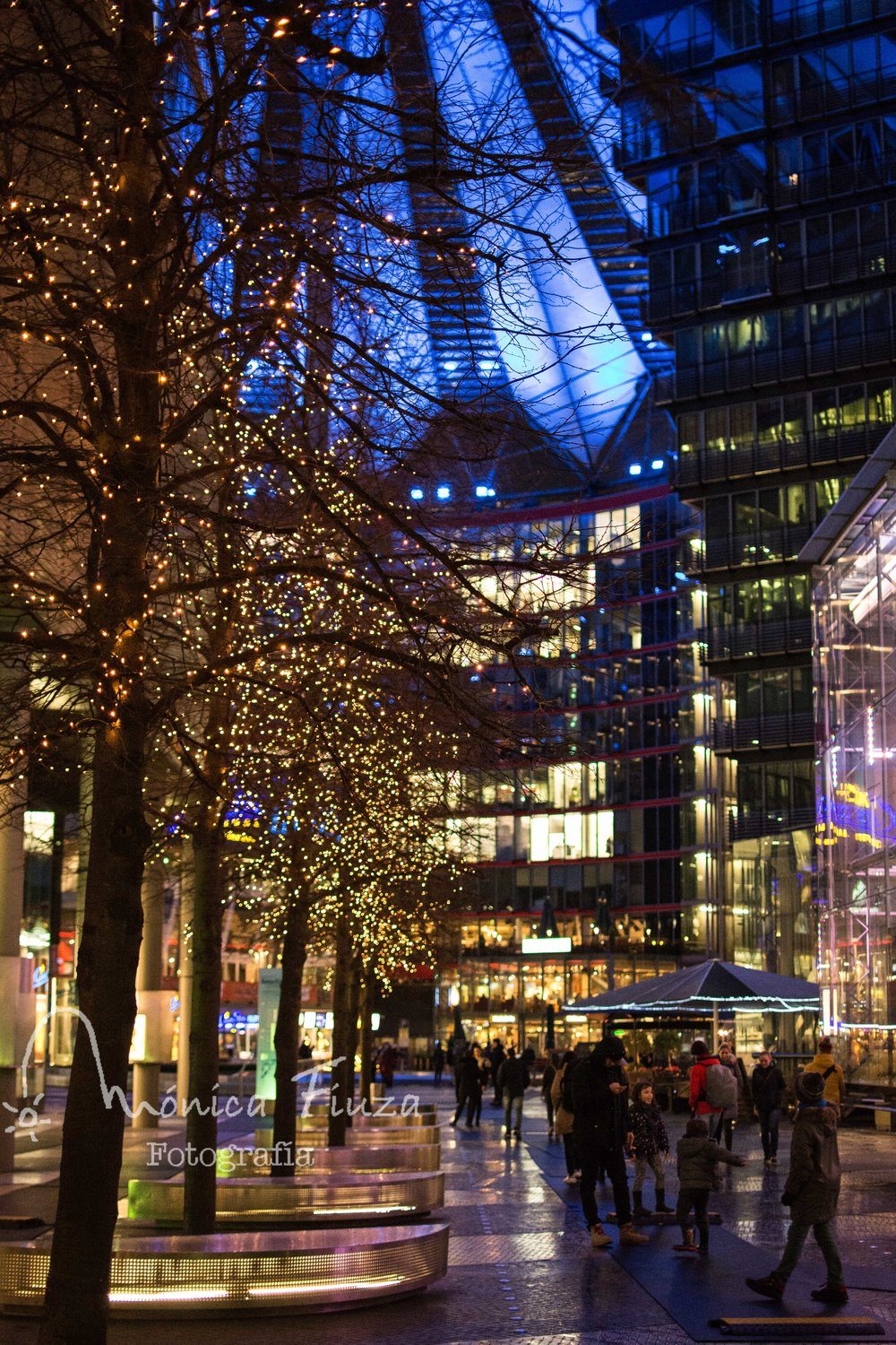Sony Center Potsdamer Platz Berlin