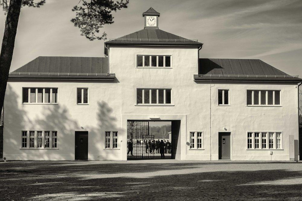 Berlin. Campo concentración Sachsenhausen