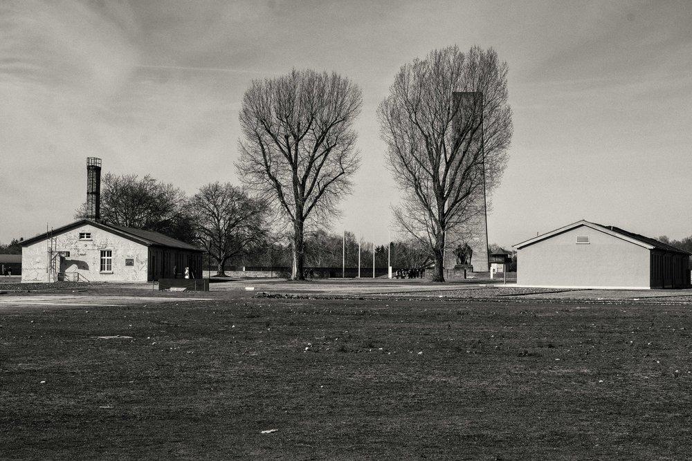 Berlin. Campo de concentración de Sachsenhausen