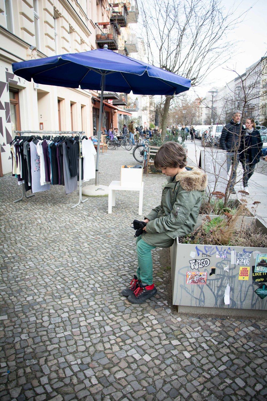 Berlin Barrio de Prenzlauer Berg