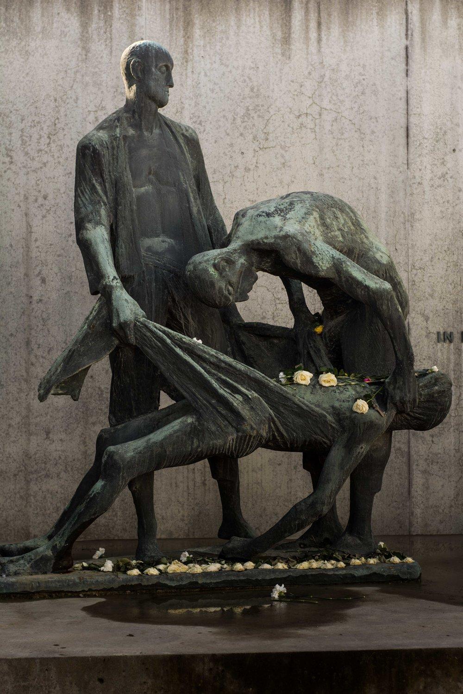6 dias en Berlin. Campo de concentración de Sachsenhausen