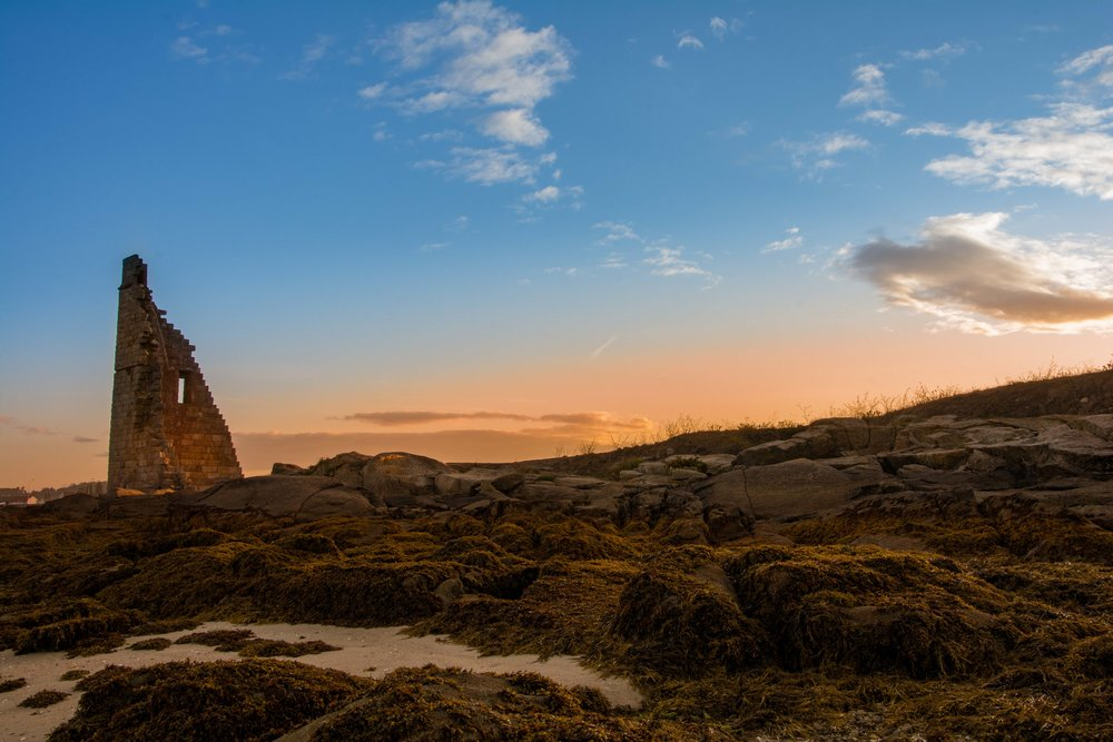 Torre de San Sadurniño en Cambados