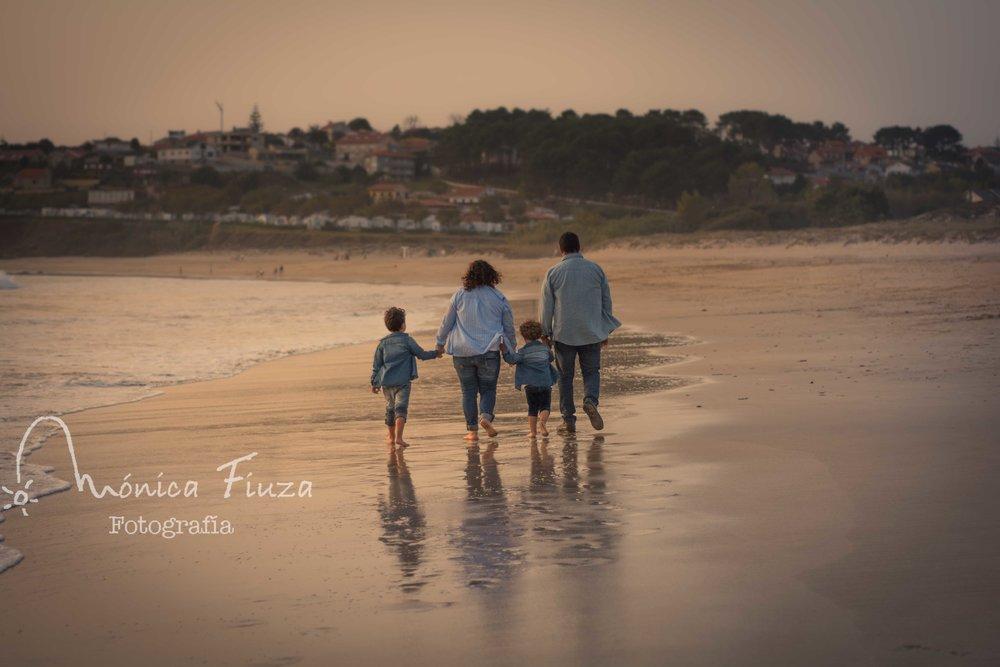 Fotografia familia Galicia