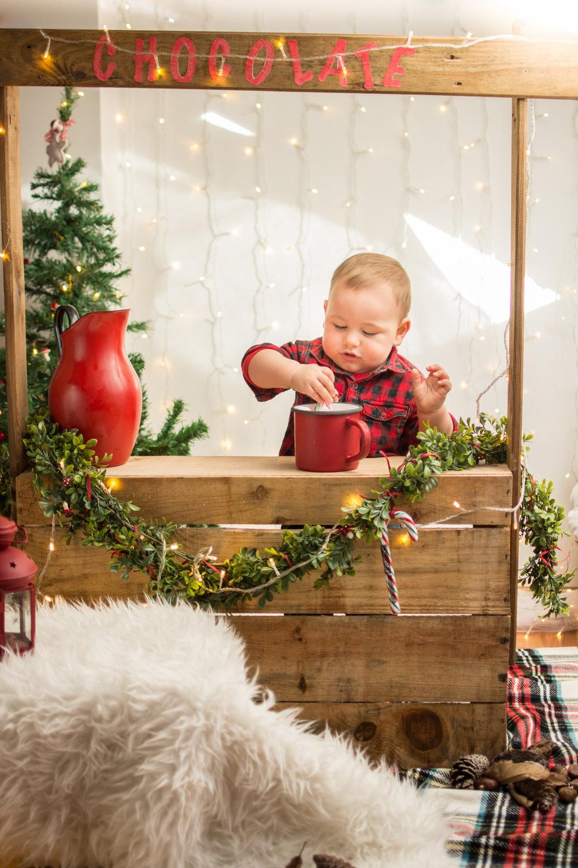 Mini sesión Navidad