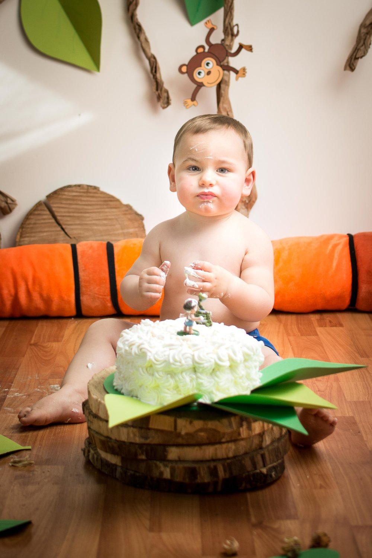 Smash cake personalizada