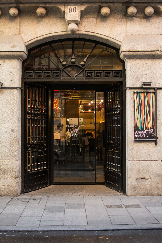 Room007 Madrid