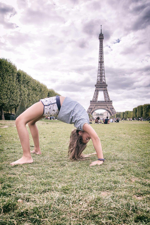 La Torre Eiffel Paris
