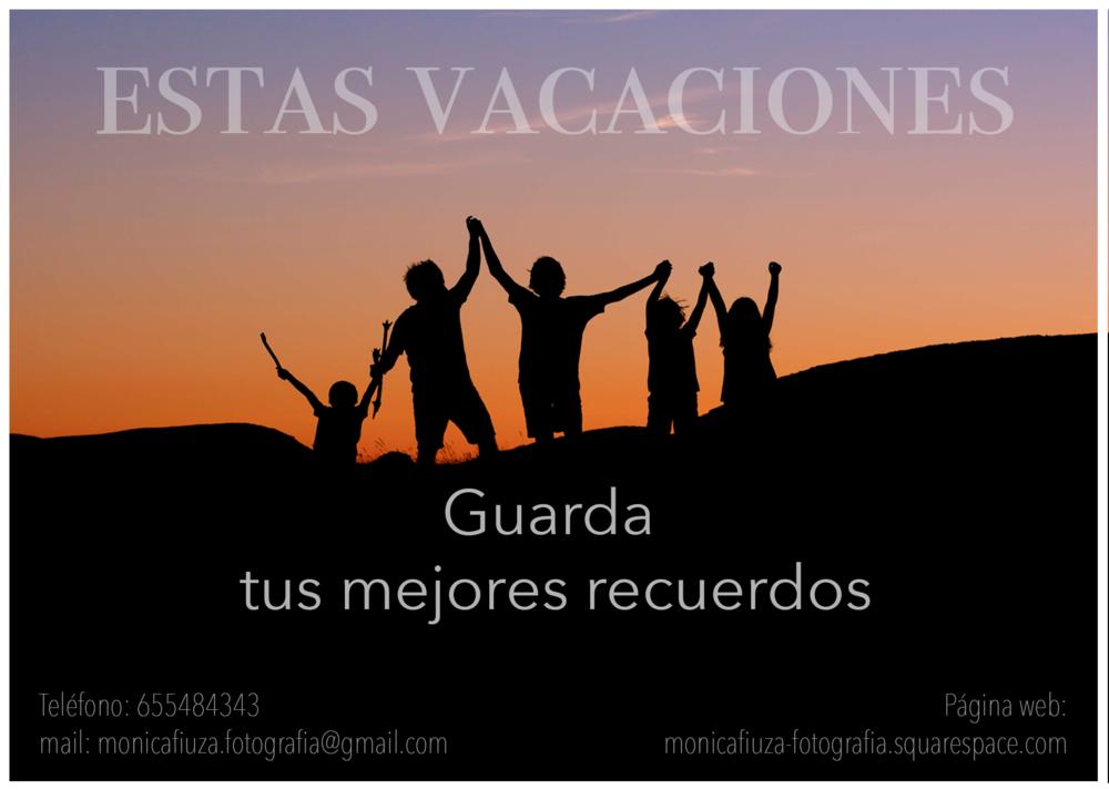 Sesion fotos vacaciones Galicia