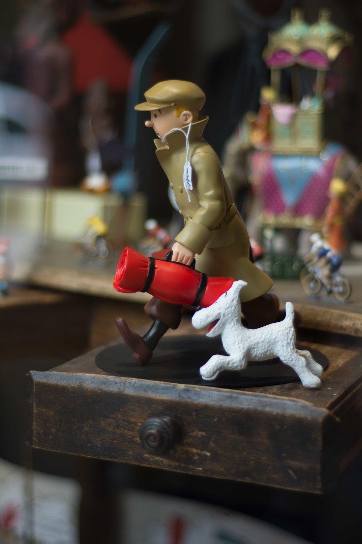 Tintin Paris
