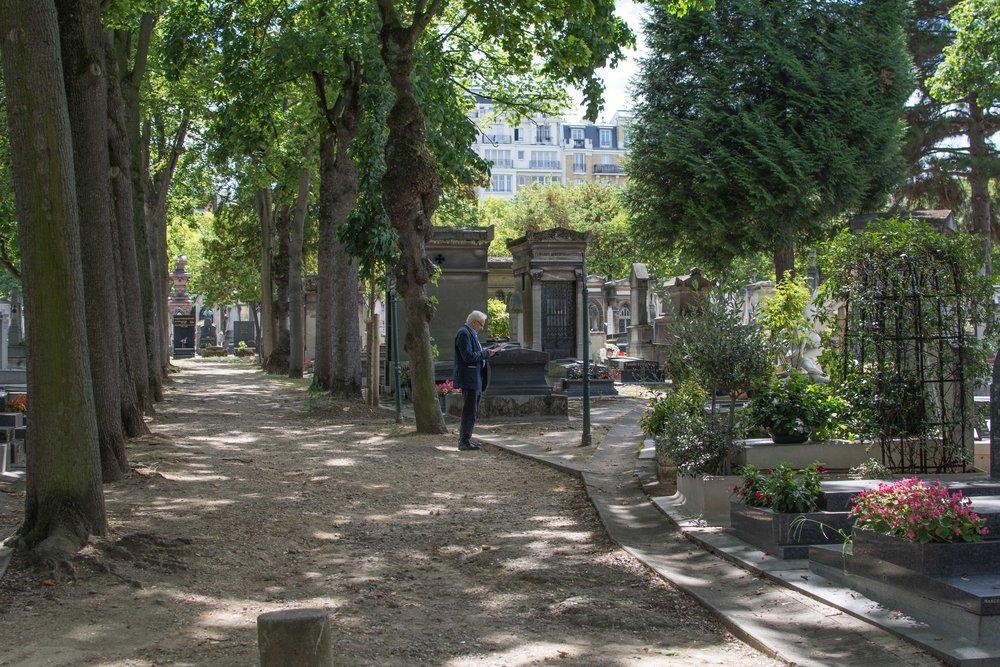 Cementerio de Montparnasse