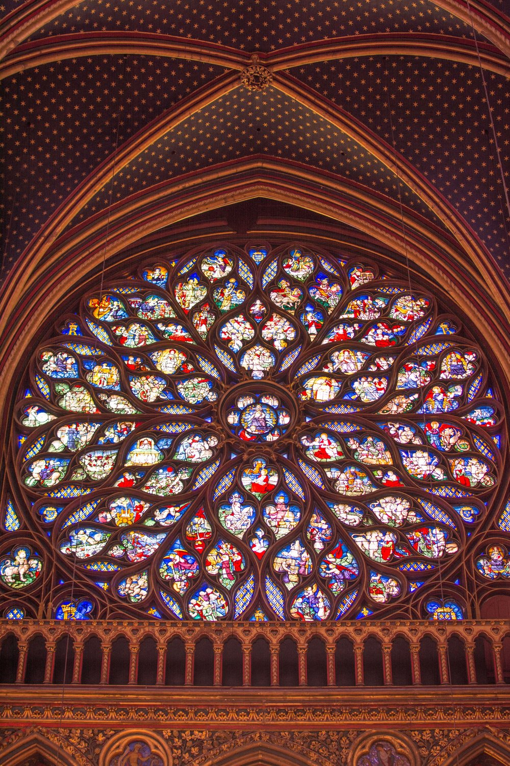 Saint Chapelle Paris