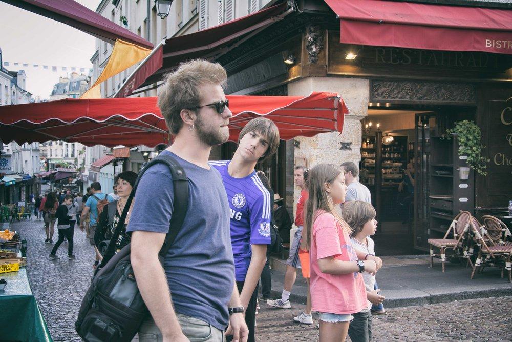 El Barrio Latino Paris