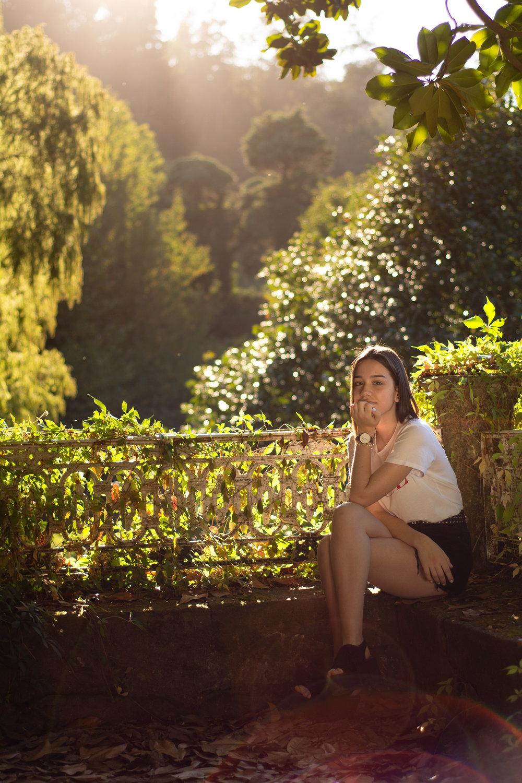 Sesión fotos adolescente Galicia