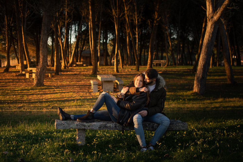 Mini sesión dia de los enamorados