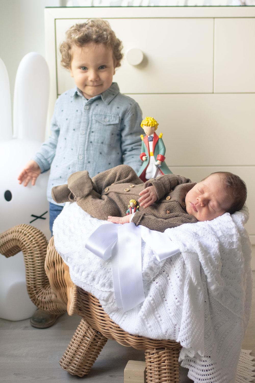 Fotografia newborn natural