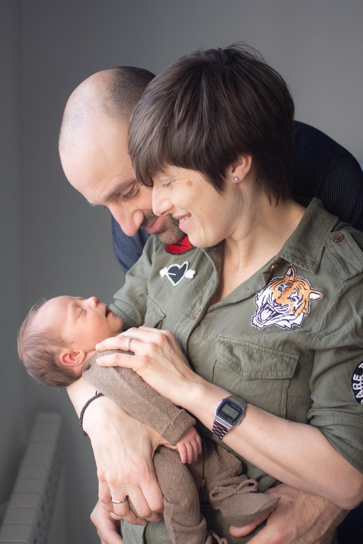 Fotografias newborn naturales