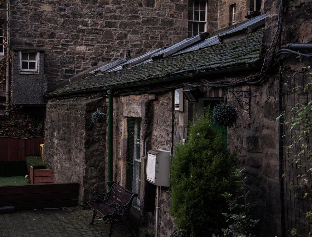 Viaje a Edimburgo: The Closes