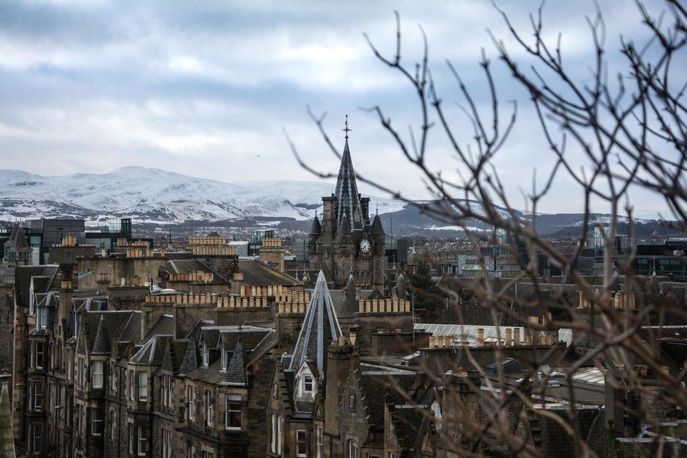 Edimburgo Museo Nacional de Escocia
