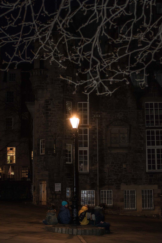 Museo de los Escritores Edimburgo