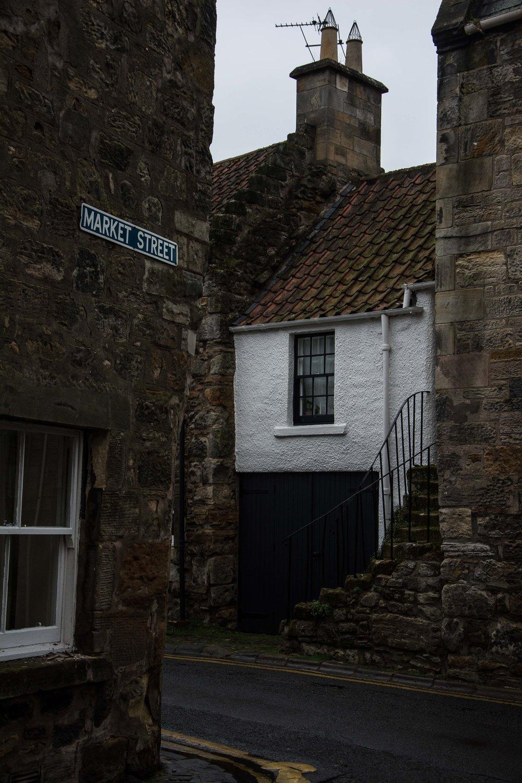 Saint Andrews Escocia