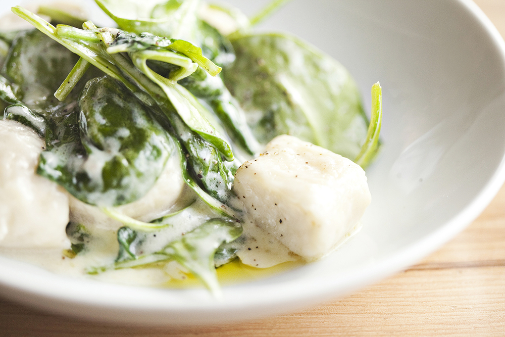 Parmesan Ricotta Dumplings with Spinach by Heidi Geldhauser.jpg