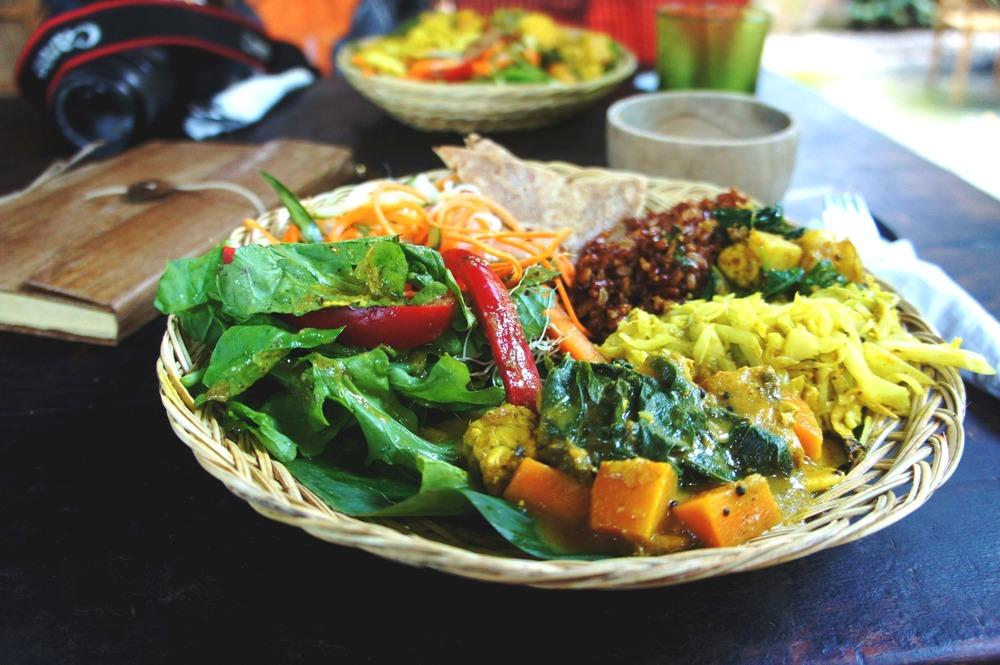 Kafe Vegetarian Buffet
