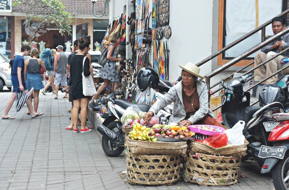 Ubud Art Markets Fruit