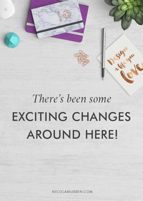 So excited to launch my new website and my new FREE gift for my readers. Come on over and check out the changes and get your hands on my new free resource that will help make doing your own design for your blog and brand much easier!