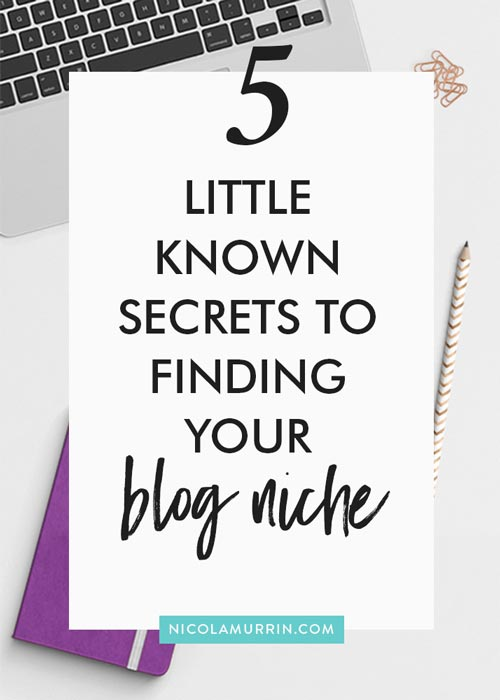 Blog Niche | Blogging | Grow Your Audience | Branding