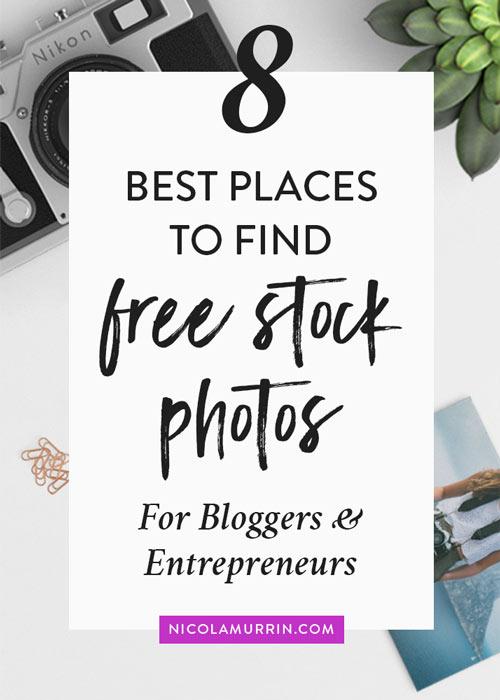 Best Free Stock Photos | Blogging Tips | Solopreneur
