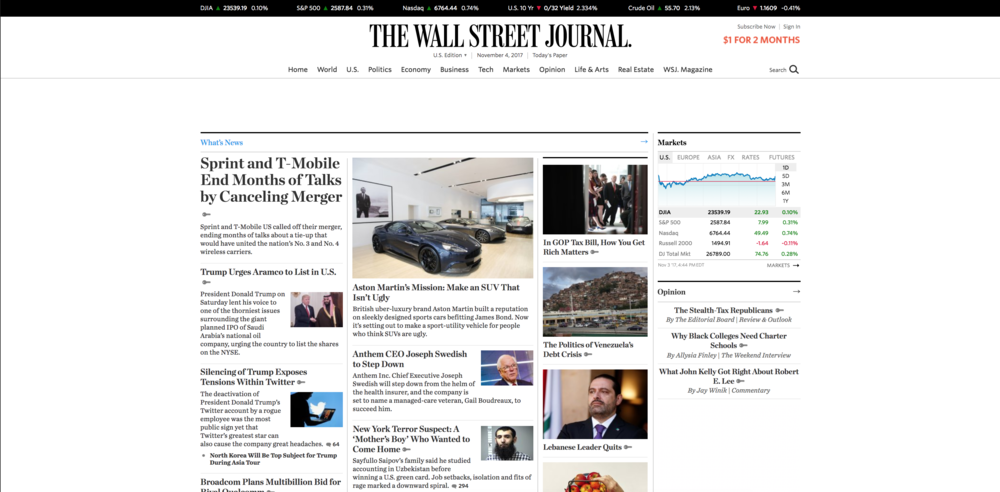 The Wall Street Journal -