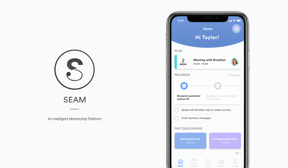 SEAM   An Intelligent Mentorship Platform