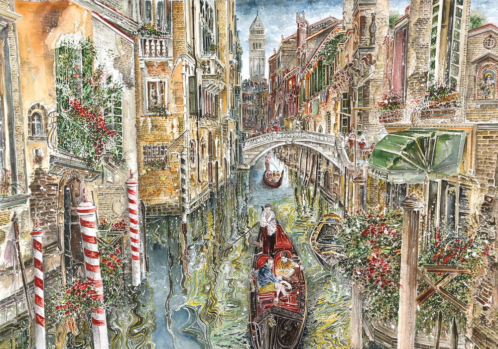 Venice , from the  Europe & French Riviera  collection.