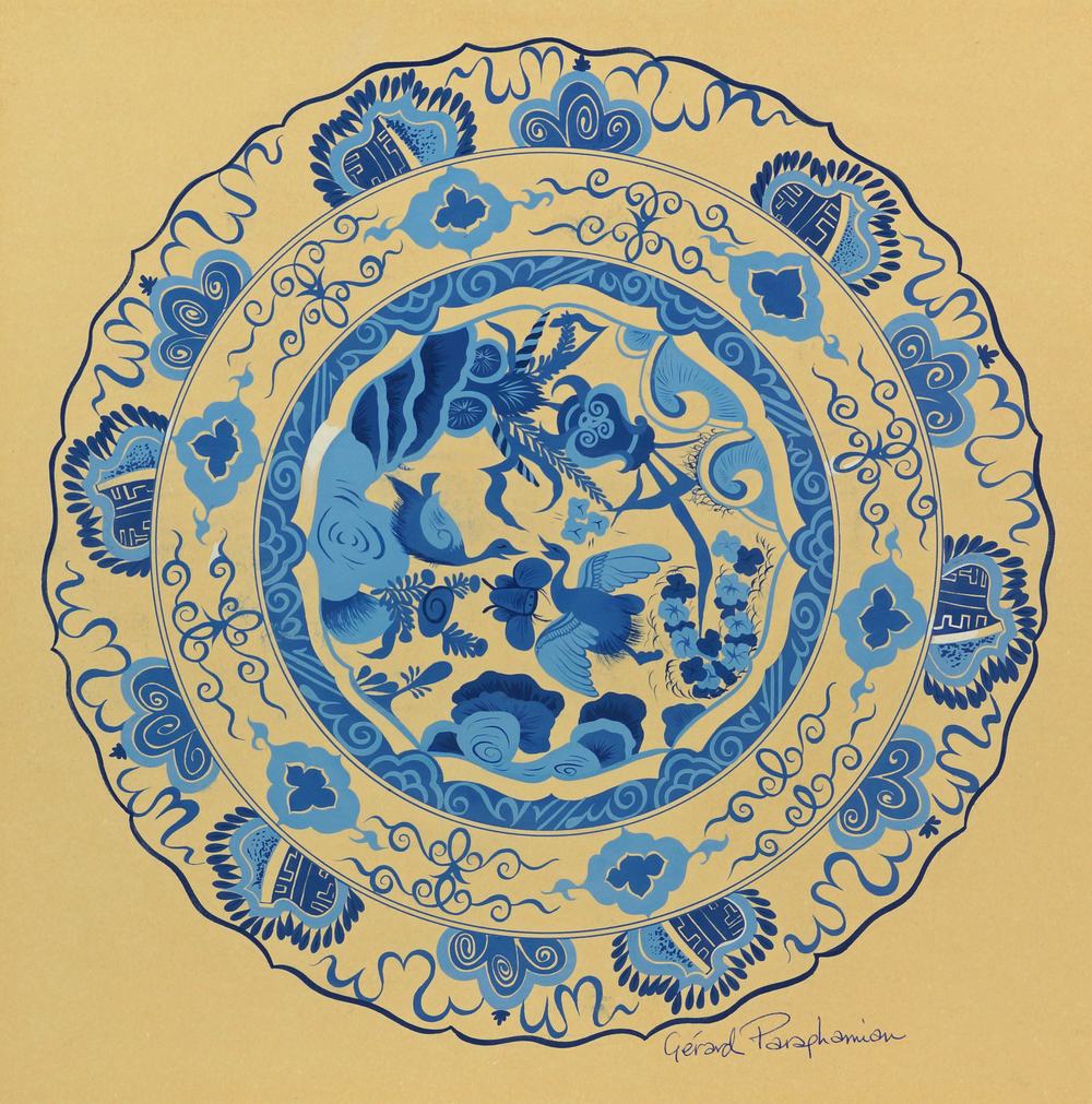 Plate Design for Manufacturer, from the Abstract, Projects & Studies collection.